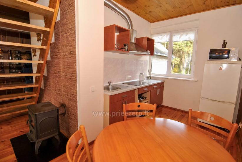 One room flat for rent in calm place, in Druskininkai - 4
