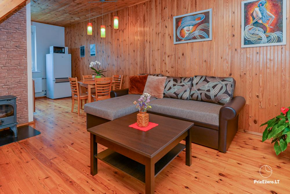 One room flat for rent in calm place, in Druskininkai - 5