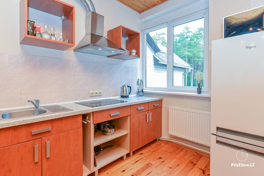 One room flat for rent in calm place, in Druskininkai - 9
