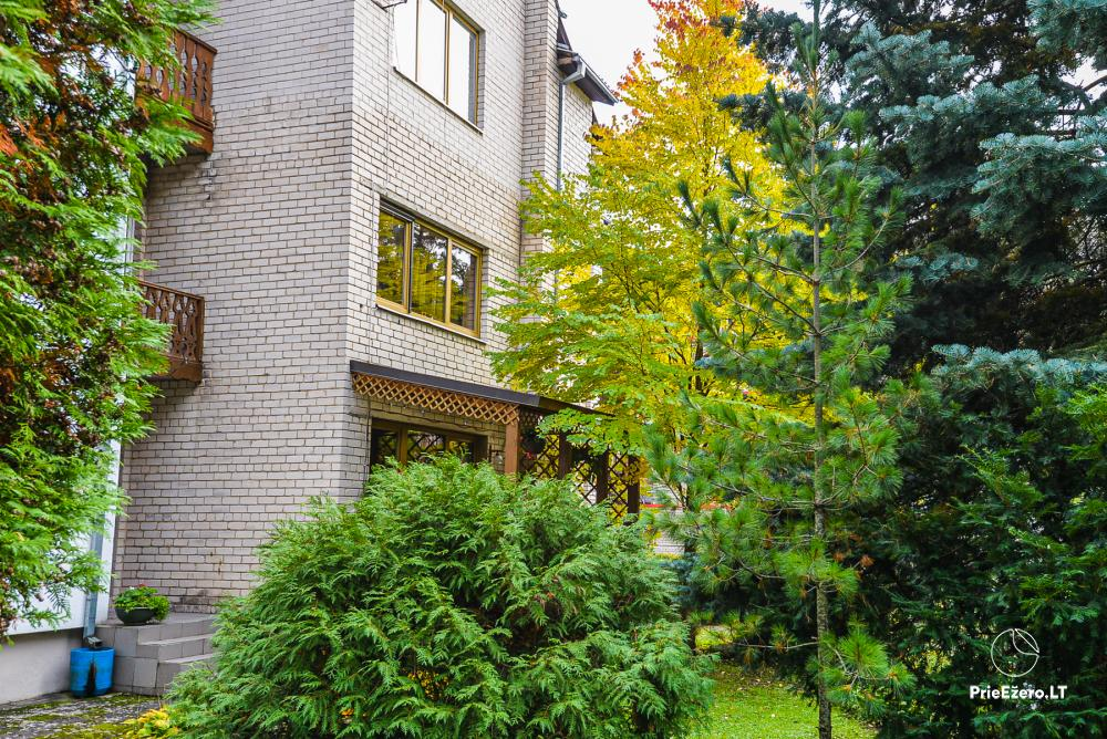 One room flat for rent in calm place, in Druskininkai - 15