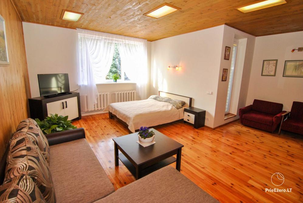 One room flat for rent in calm place, in Druskininkai - 2