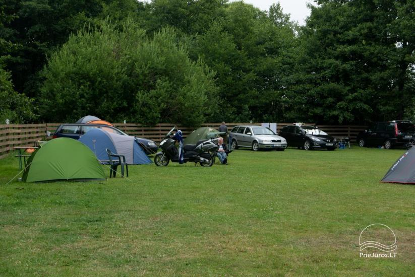 Camping in Klaipeda district near the Baltic sea Karklecamp - 7