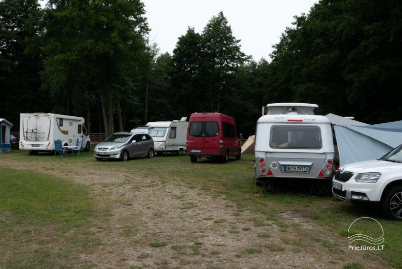 Camping in Klaipeda district near the Baltic sea Karklecamp - 8