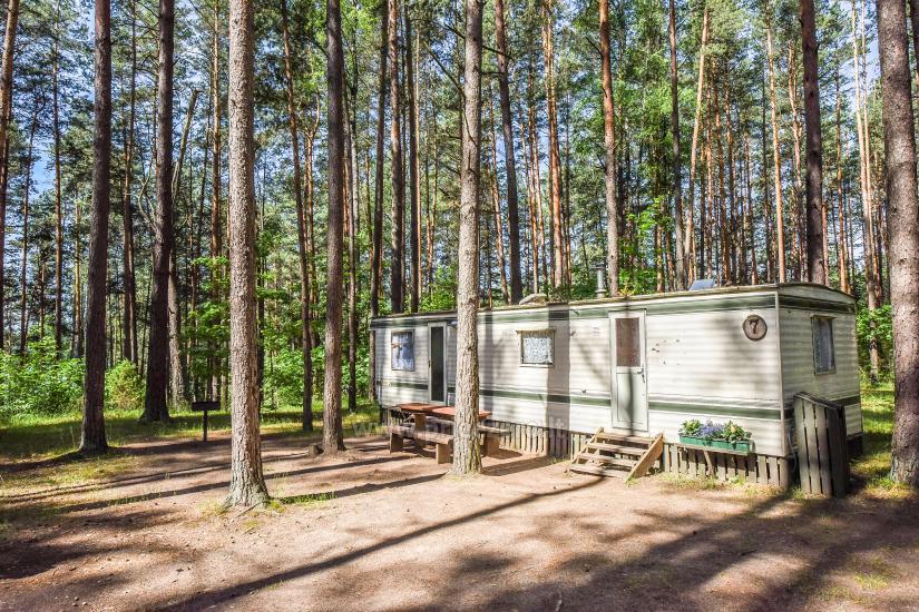 Camping Mindunai in Moletai district on the shore of the lake - 10