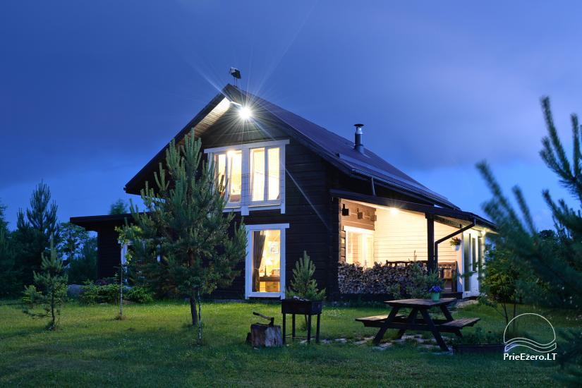 Homestead Kliukai in Moletai district – family holiday cottages - 22
