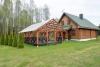 Homestead in Moletai region at the river  Stirnelės viensėdis - 15