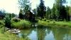 Homestead in Moletai region at the river  Stirnelės viensėdis - 26