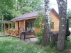 "Villa ""Grūtas"" on the lake shore - bathhouse with hot tub, holiday cottage"