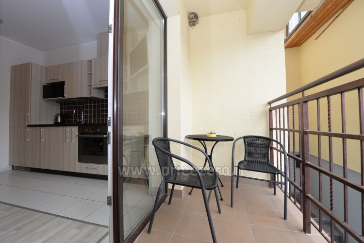 Apartment No.1 (38 sqm.) with balcony