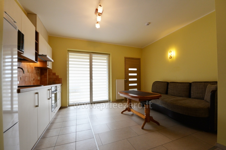 Apartment No.3 (38 sqm.) with balcony