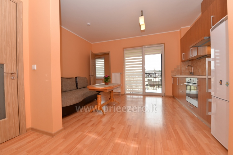 Apartment No.4 (38 sqm.) with balcony