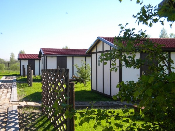 Holiday cottages, camping in Ventspils district Vinkalni - 1