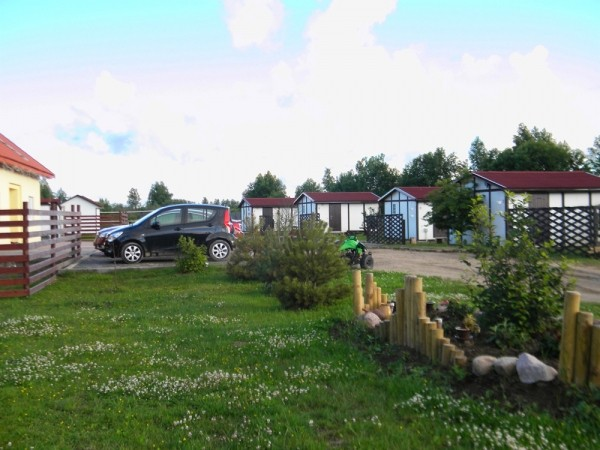 Holiday cottages, camping in Ventspils district Vinkalni - 4