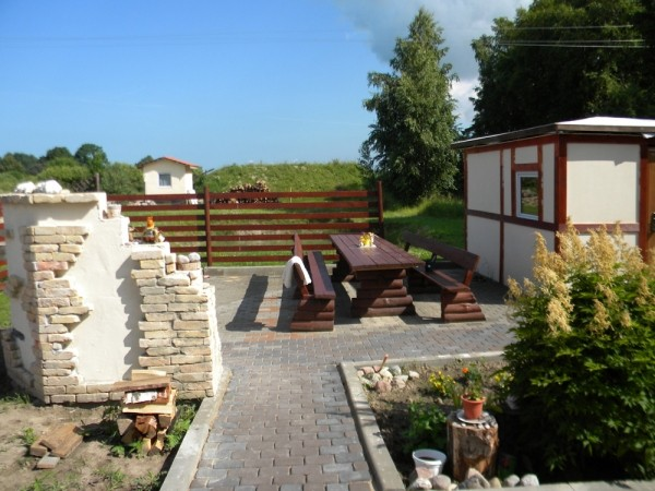 Holiday cottages, camping in Ventspils district Vinkalni - 6