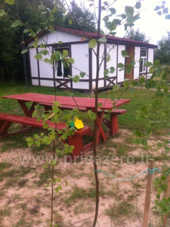 Holiday cottages, camping in Ventspils district Vinkalni - 5