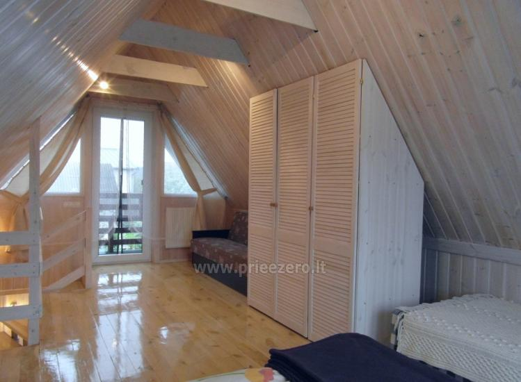 Private wooden house for family in  Druskininkai - 13