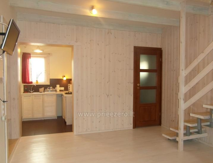 Private wooden house for family in  Druskininkai - 16