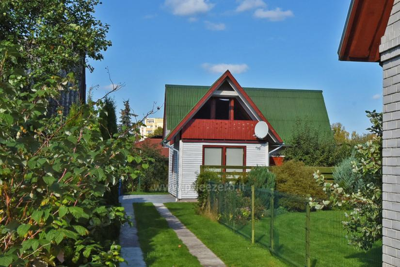 Private wooden house for family in  Druskininkai - 8