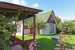 Частный деревянный дом для семьи в Друскининкай - 3