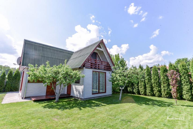 Private wooden house for family in  Druskininkai - 22