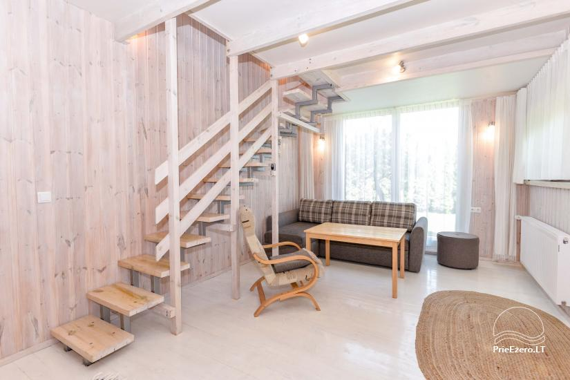 Private wooden house for family in  Druskininkai - 27