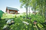 Homestead on the shore of the lake Vila Viesai – villas, holiday cottages with saunas in Trakai district - 9
