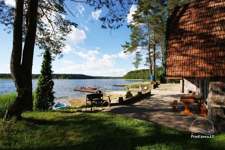 Homestead by the lake Giedavardis - 1