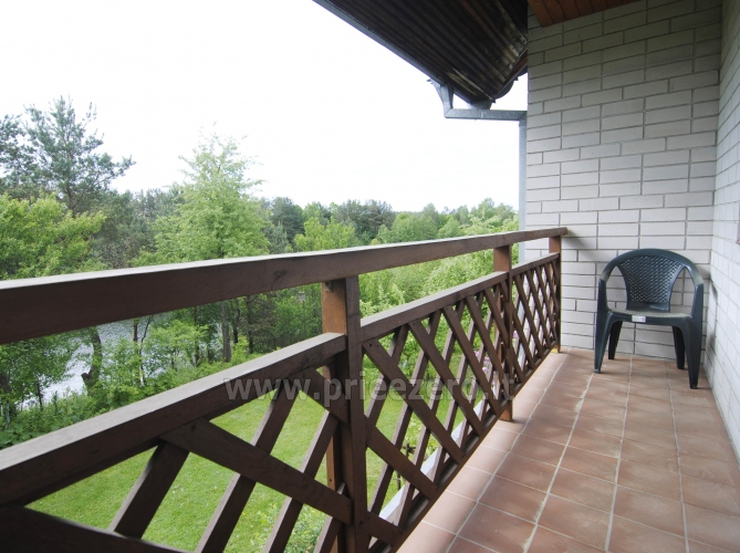 Rooms and apartments for rent in Gulbės house in Druskininkai - 1