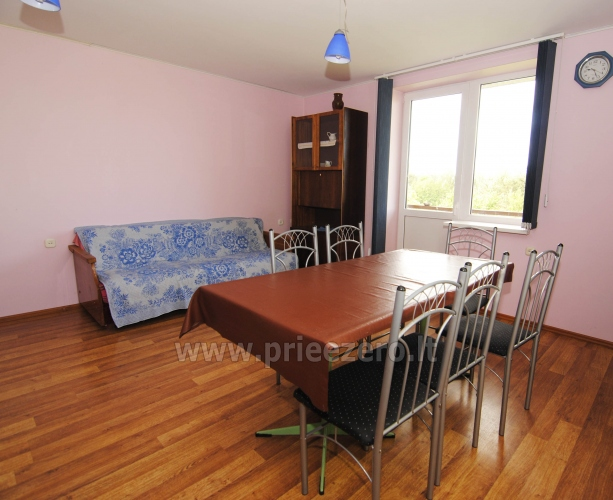 Rooms and apartments for rent in Gulbės house in Druskininkai - 20