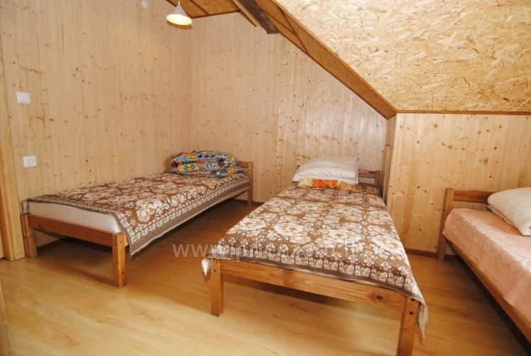 Rooms and apartments for rent in Gulbės house in Druskininkai - 28