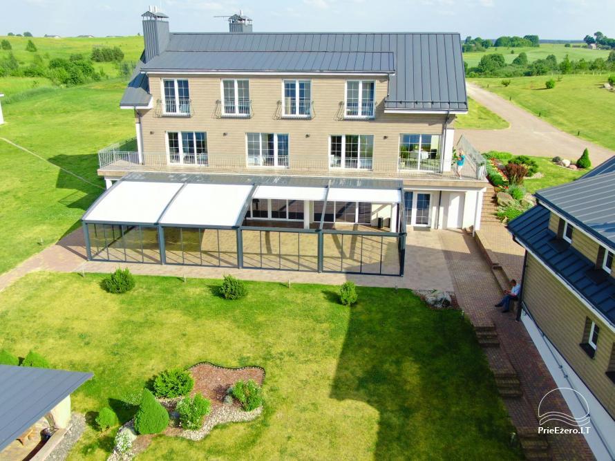 Villa ILGAI - homestead by the lake, near Trakai - 55