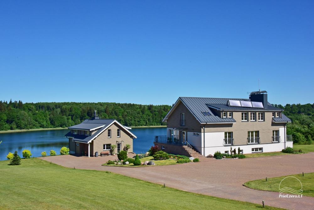 Villa ILGAI - homestead by the lake, near Trakai - 7