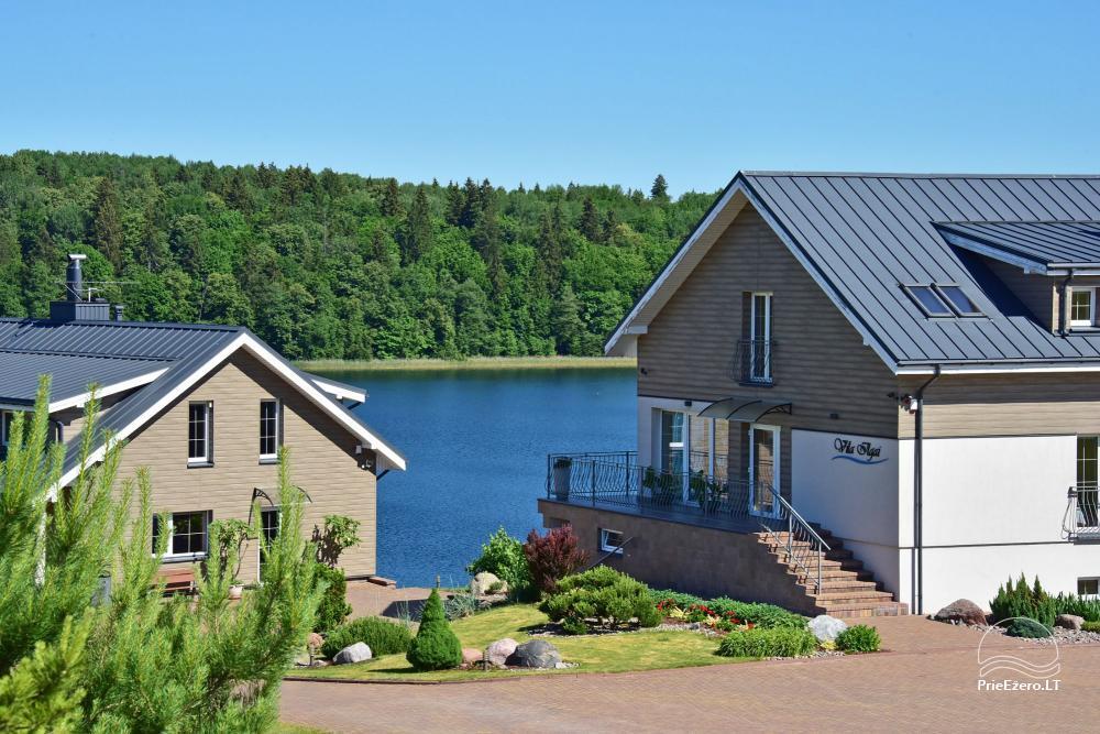 Villa ILGAI - homestead by the lake, near Trakai - 1