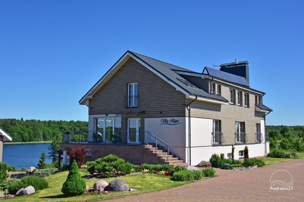 Villa ILGAI - homestead by the lake, near Trakai - 8