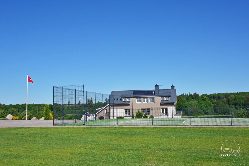 Villa ILGAI - homestead by the lake, near Trakai - 9