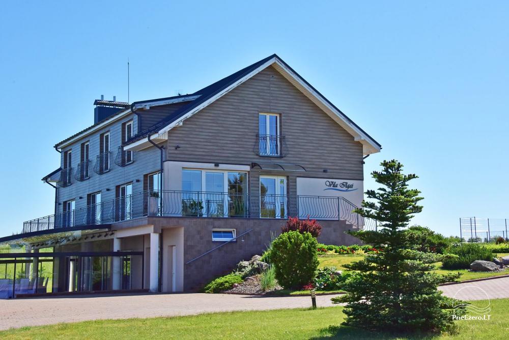 Villa ILGAI - homestead by the lake, near Trakai - 11