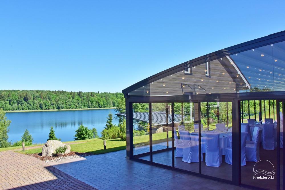 Villa ILGAI - homestead by the lake, near Trakai - 12