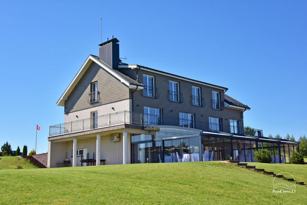 Villa ILGAI - homestead by the lake, near Trakai - 14