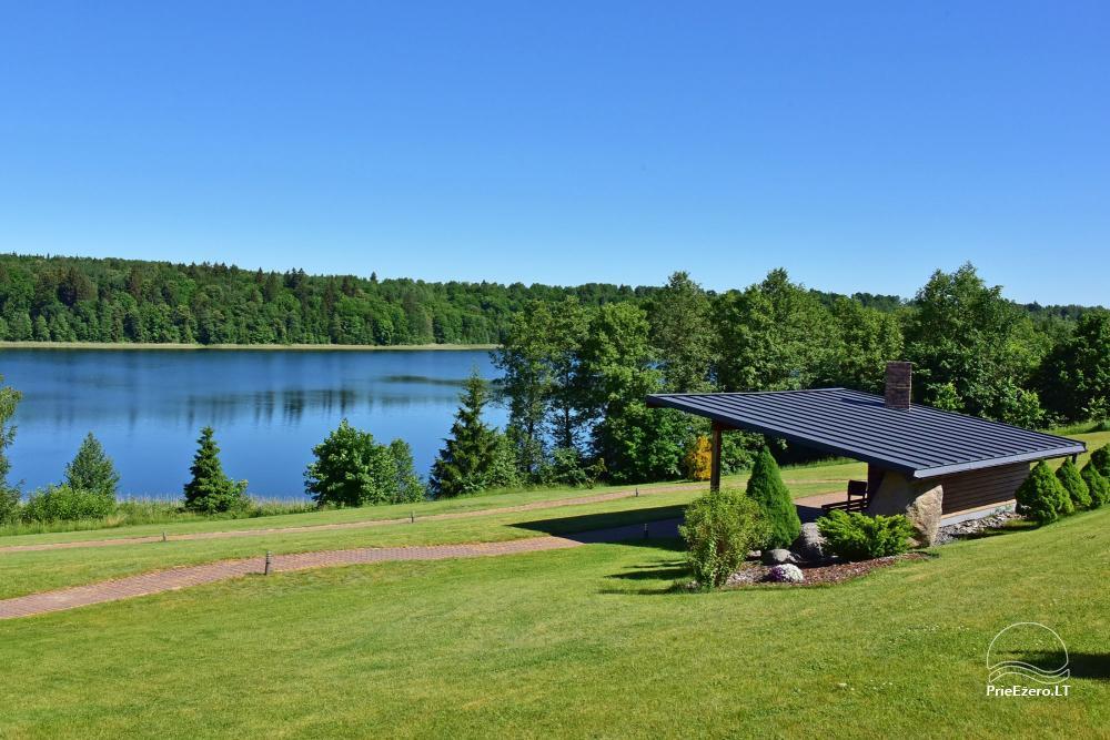 Villa ILGAI - homestead by the lake, near Trakai - 16