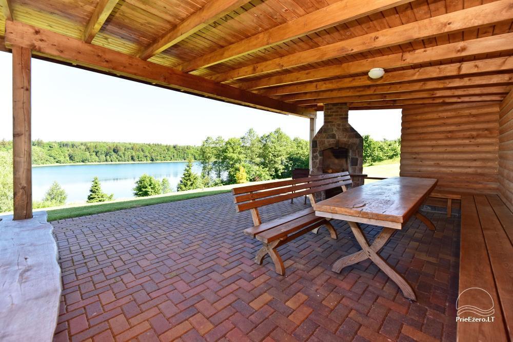 Villa ILGAI - homestead by the lake, near Trakai - 17