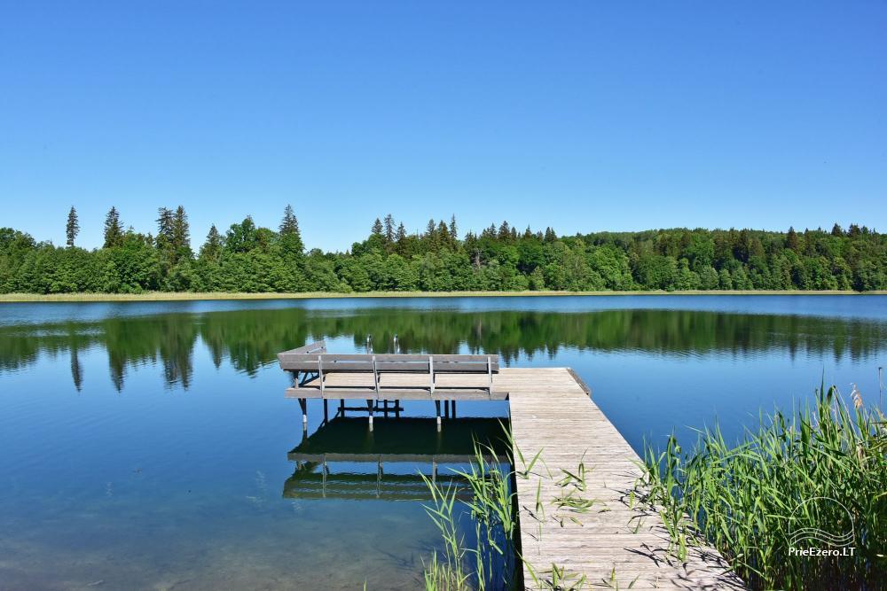 Villa ILGAI - homestead by the lake, near Trakai - 19