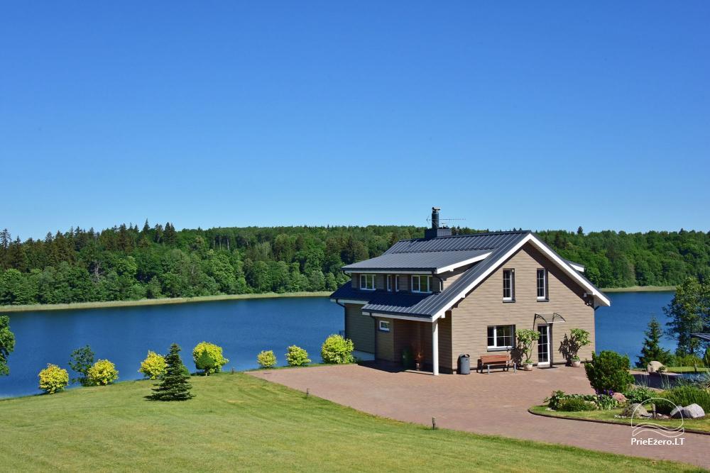 Villa ILGAI - homestead by the lake, near Trakai - 41