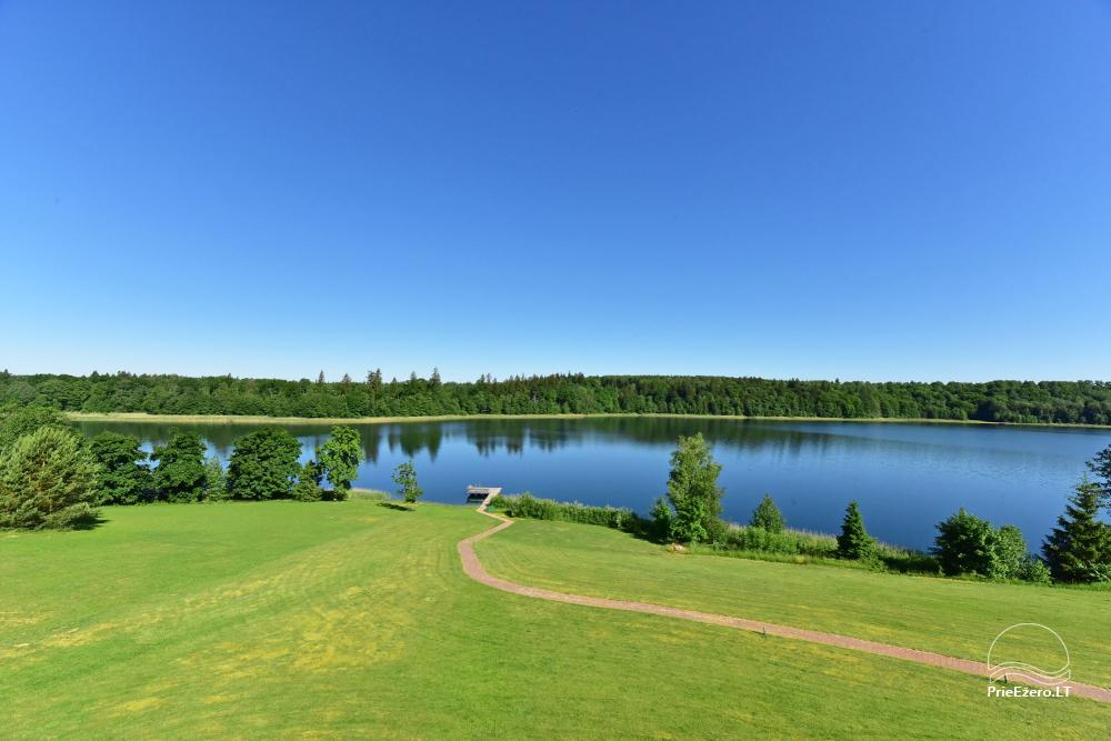 Villa ILGAI - homestead by the lake, near Trakai - 18