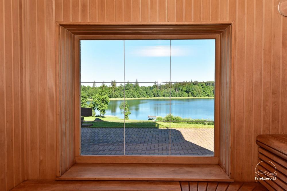 Villa ILGAI - homestead by the lake, near Trakai - 47