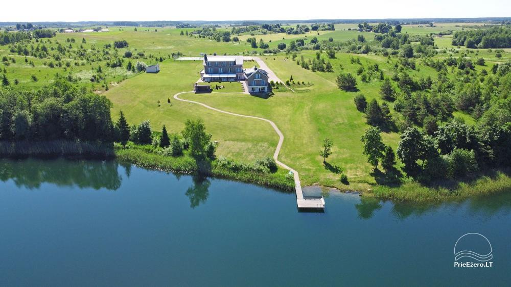 Villa ILGAI - homestead by the lake, near Trakai - 15