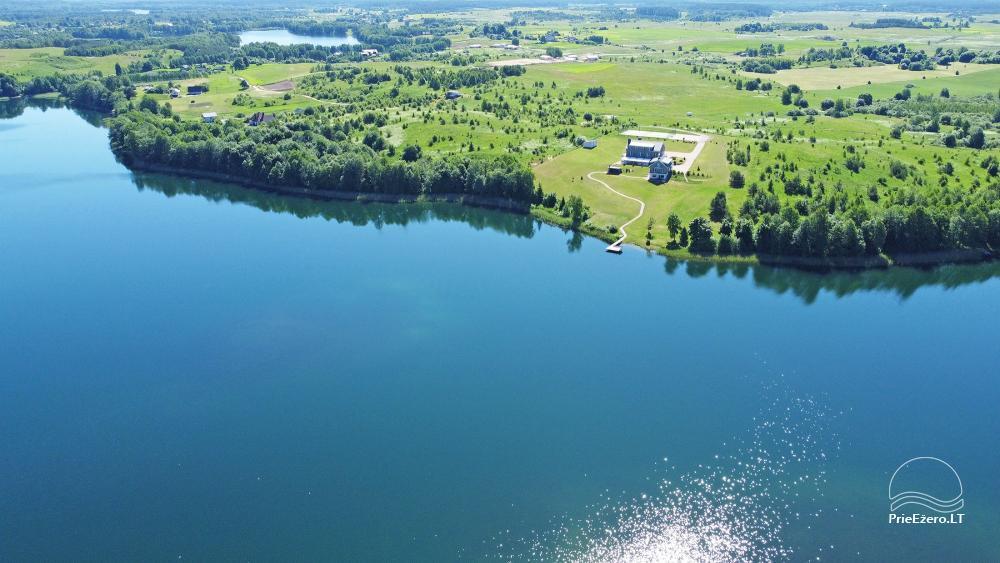 Villa ILGAI - homestead by the lake, near Trakai - 3