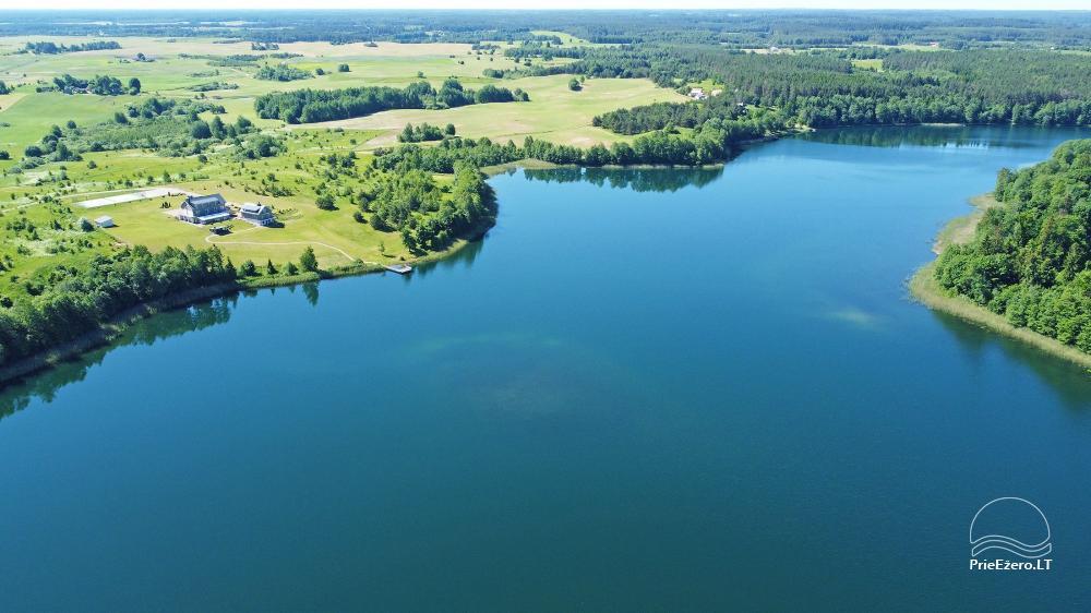 Villa ILGAI - homestead by the lake, near Trakai - 4