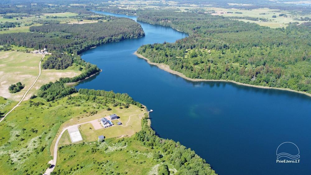 Villa ILGAI - homestead by the lake, near Trakai - 5