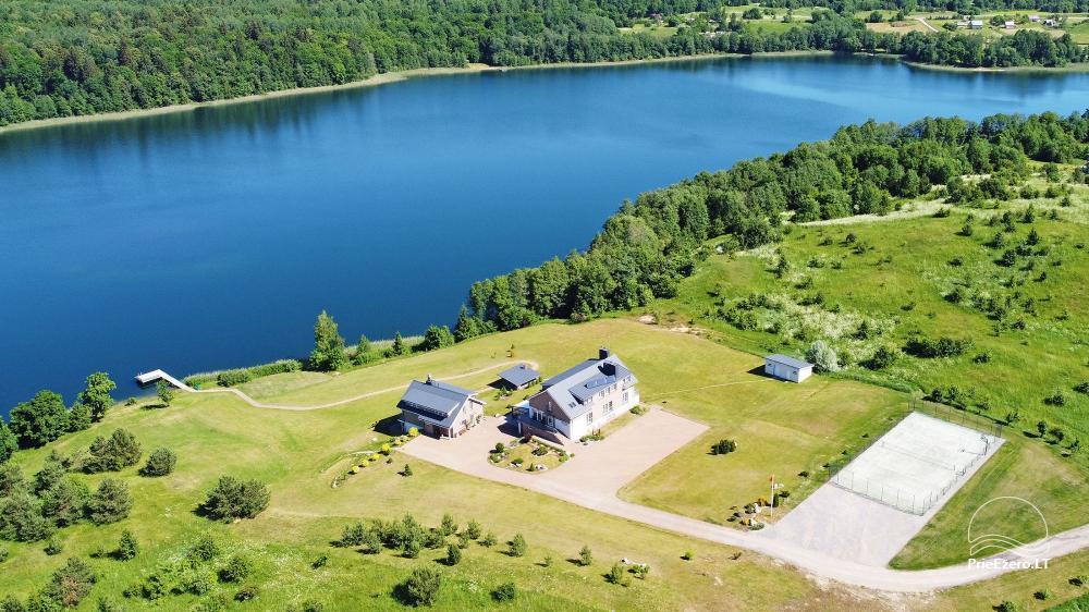 Villa ILGAI - homestead by the lake, near Trakai - 6