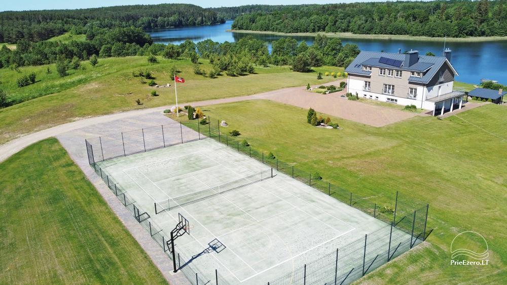 Villa ILGAI - homestead by the lake, near Trakai - 52